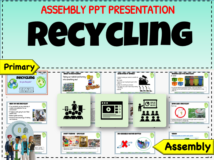 Assembly - Recycling + Environment