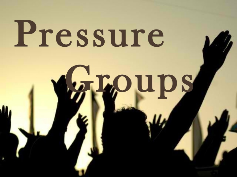 Pressure Groups and Lobbying