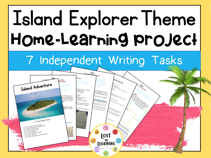Island Explorer: Home Learning Project