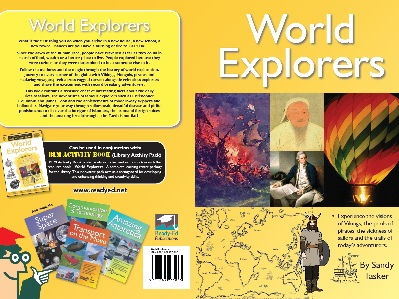 Library Activity Pack: World Explorers Resource Book