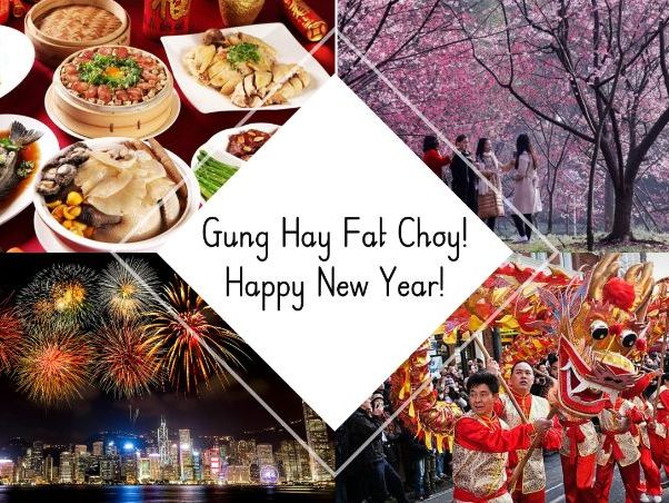 Chinese New Year ppt.