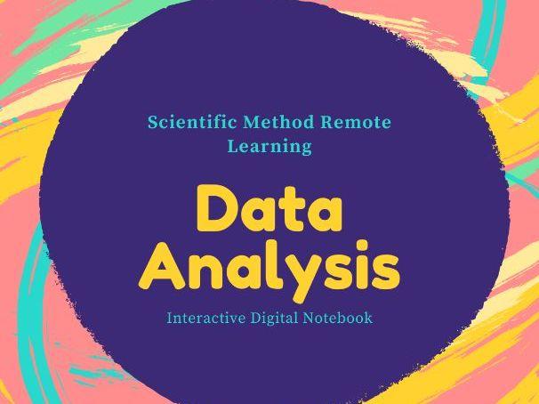 REMOTE LEARNING SCIENTIFIC METHOD : DATA ANALYSIS