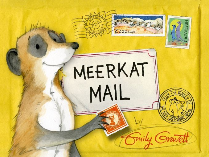 Meerkat Mail grammar sheets linking to commas for lists and verbs