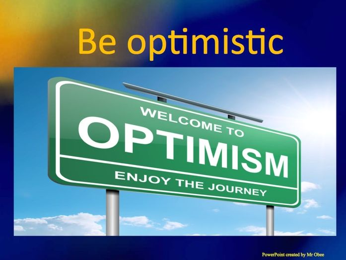 Be Optimistic (assembly)