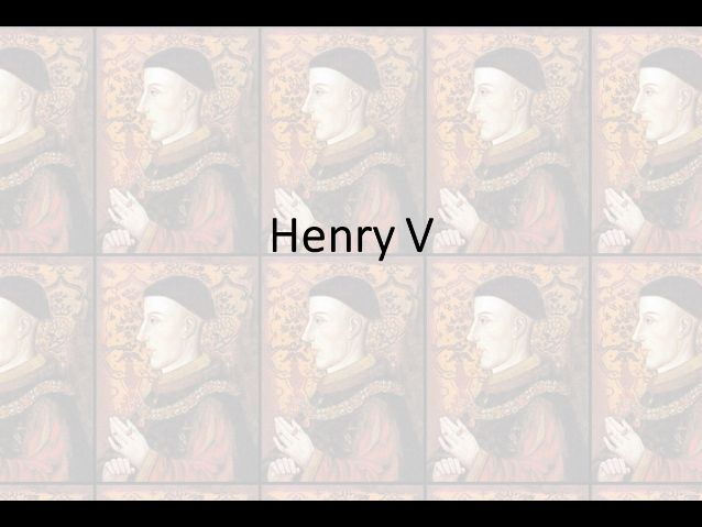 Henry V Act 3 Scene 1 Context and Analysis