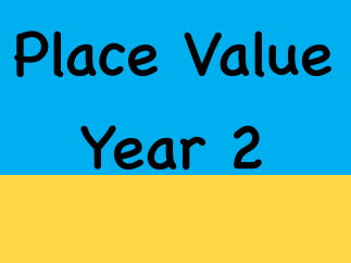 Supported Place Value