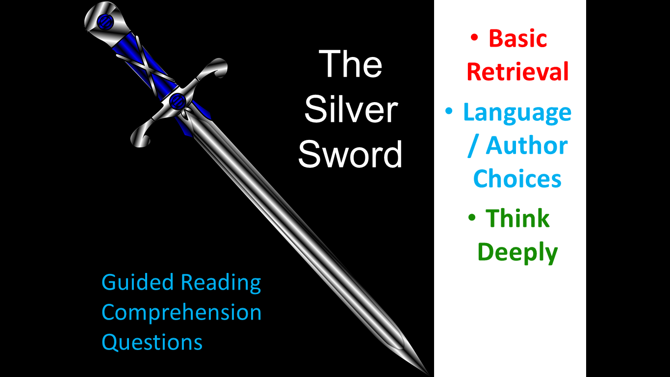 The Silver Sword Guided Reading