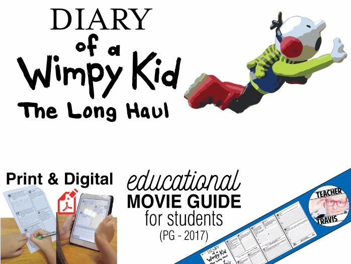 The Diary of a Wimpy Kid – The Long Haul Movie Viewing Guide