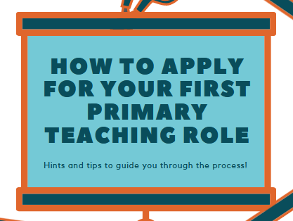 How To Apply For Your First Primary Post