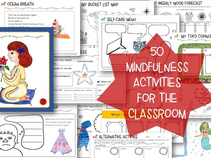 50 Mindfulness Activities for the Classroom