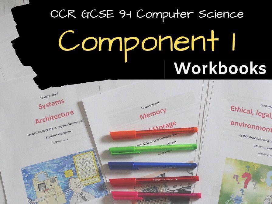 Computer Science OCR GCSE 9-1 Component 1