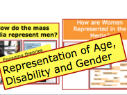 Representation in the Media Bundle: Gender, Age and Disability