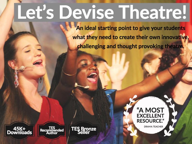 Let's Devise Theatre!