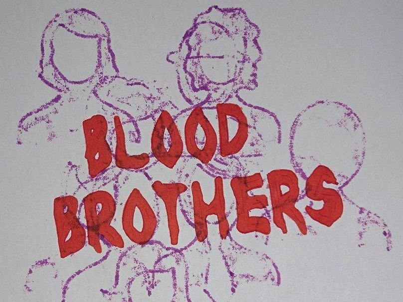 Blood Brothers Characters Revision