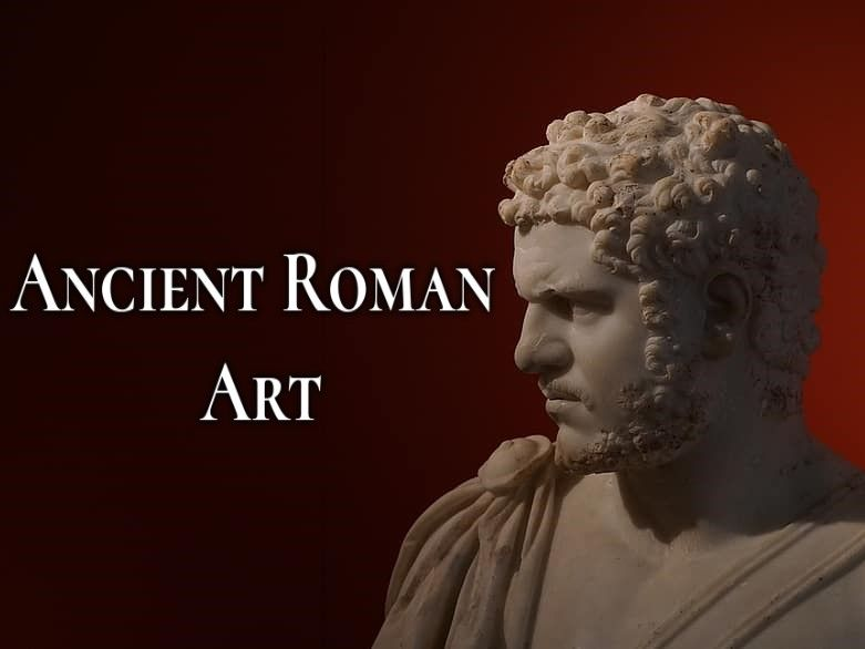 Ancient Roman Art For Kids Audiobook & Activity