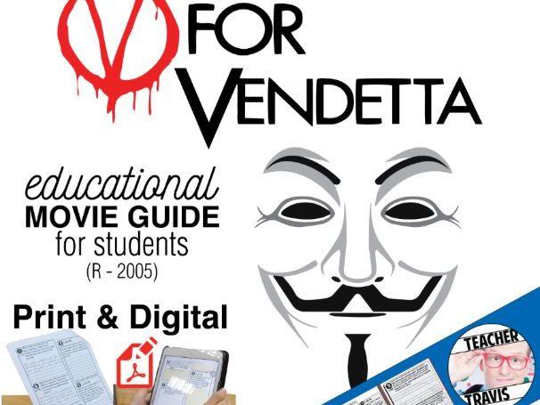 V for Vendetta Movie Guide (R - 2005)