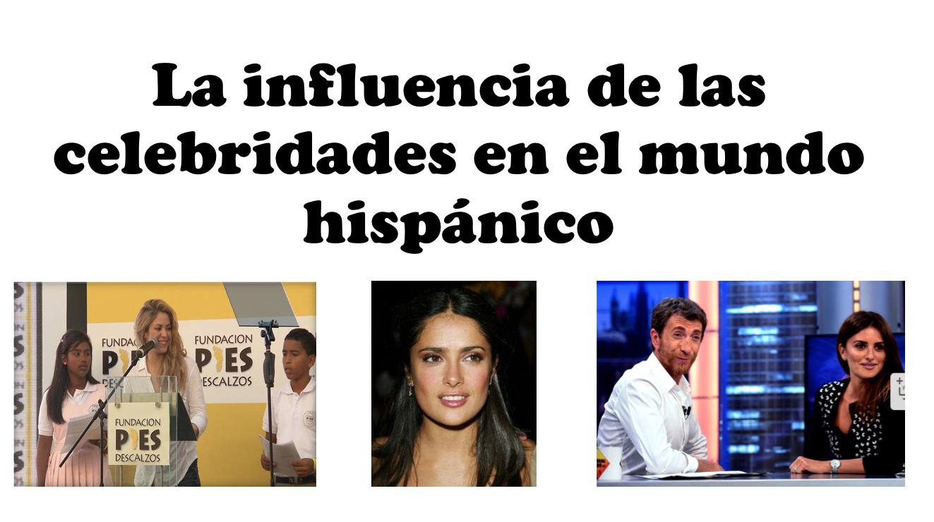 AQA A-Level Spanish la influencia de los ídolos bundle