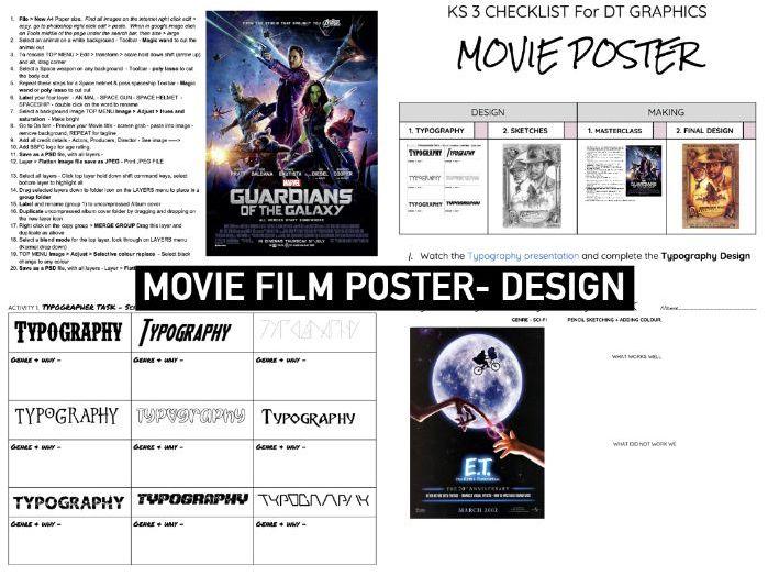 ADVERTISING | Design Skills | FILM POSTER
