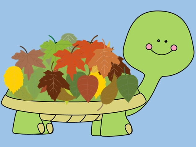 Autumn Tortoise Game - PDF, PowerPoint & ActivInspire