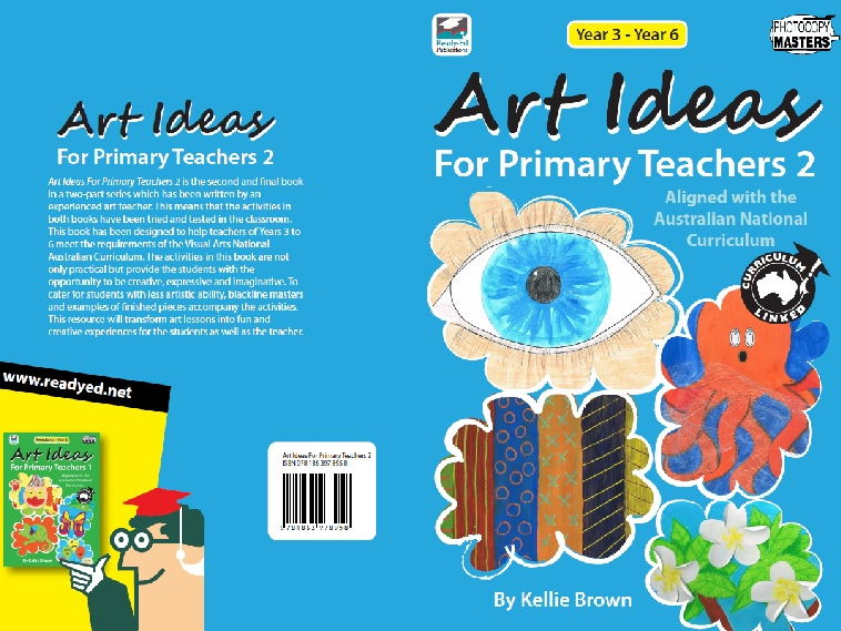 Art Ideas for Primary Teachers - Book 2