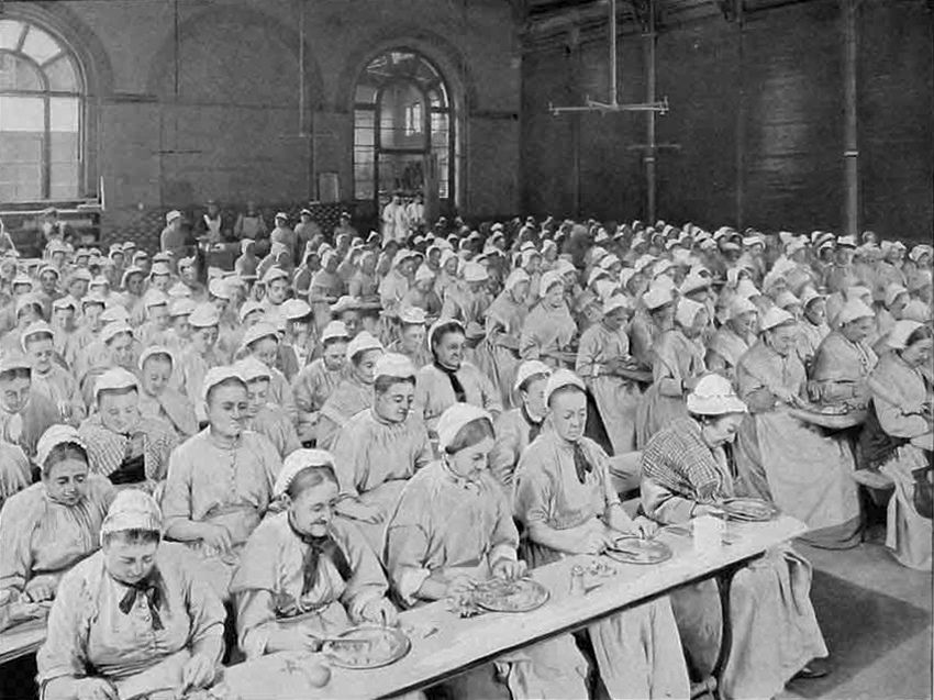 Poverty in 1900-The Workhouse