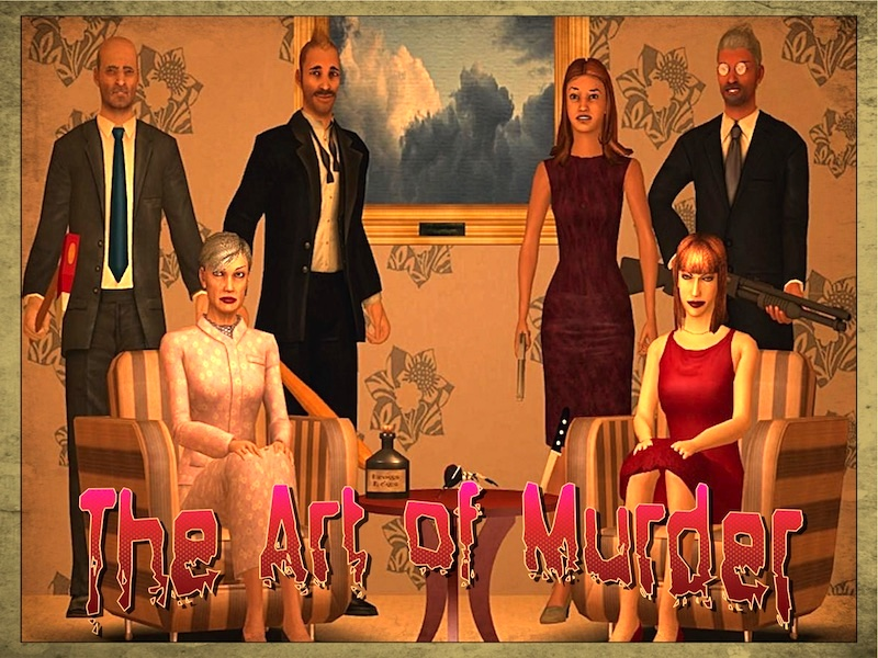 Murder Mystery 2 - Video Based Interactive Story