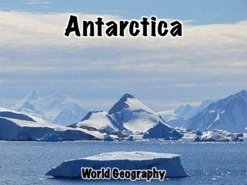 Extreme Environments: Antarctica