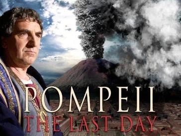 Pompeii - The Last Day Documentary Video Sheet - KS3 Y7 Romans