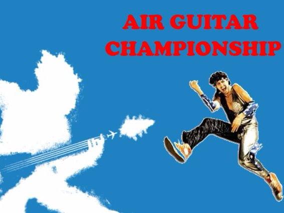 Air Guitar Championship