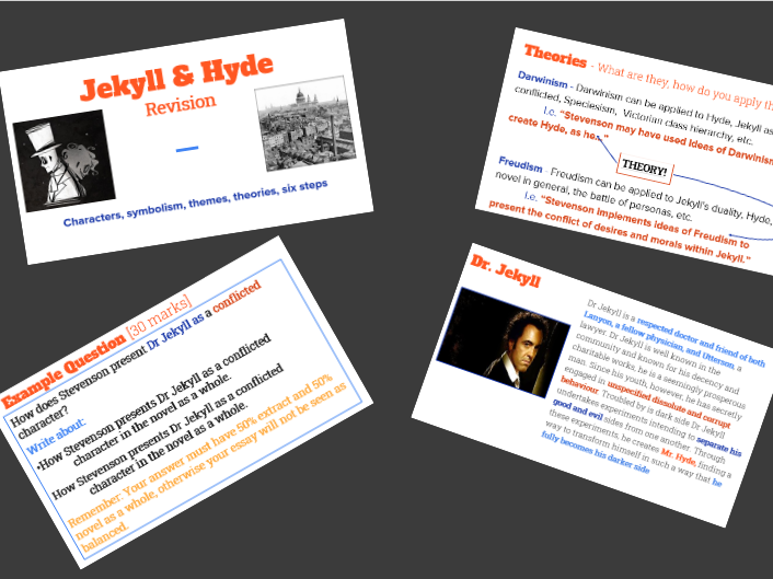 Jekyll & Hyde Complete Cover