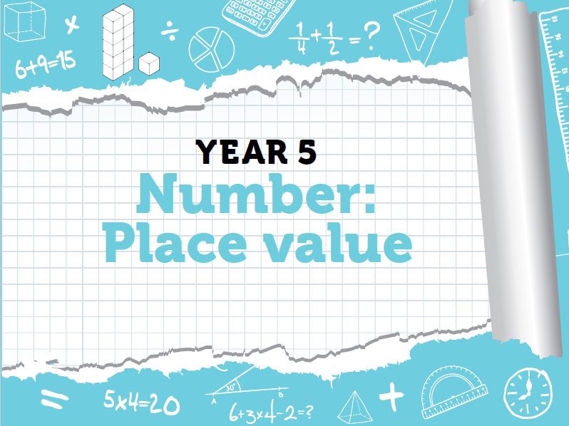 Primary Maths Number And Place Value Tes