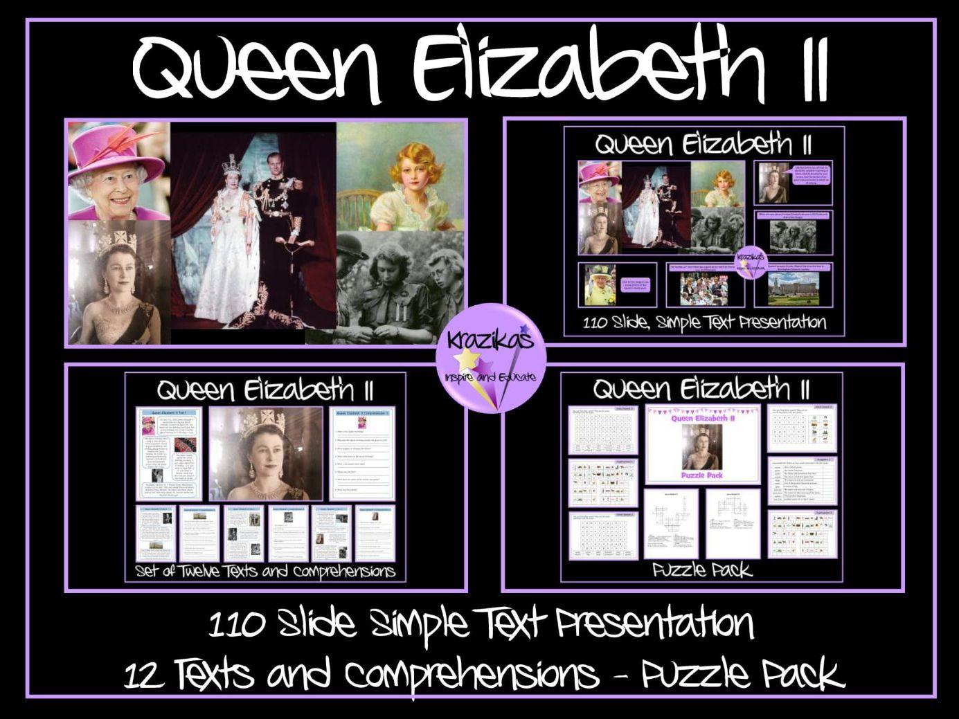 Queen Elizabeth II - Platinum Jubilee Bundle