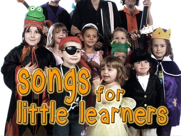 'Songs for little learners'. Album of cool original educational songs. Includes links to videos.
