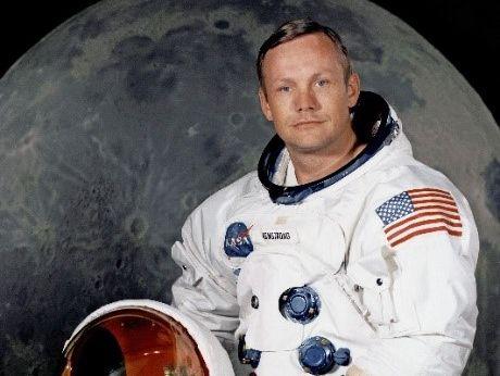 Neil Armstrong - A real-life superhero