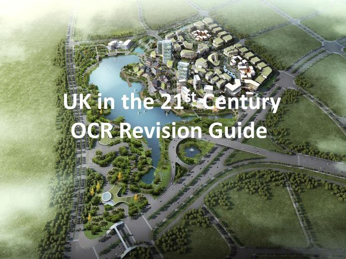 UK in the 21st Century - Revision Guide OCR