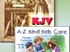 A-Z Character 2-Book Bundle (KJV)