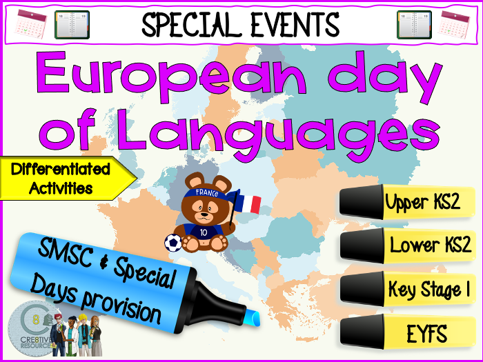 European Day of Languages September