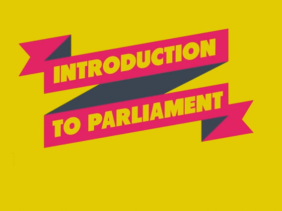Introduction to UK Parliament, video