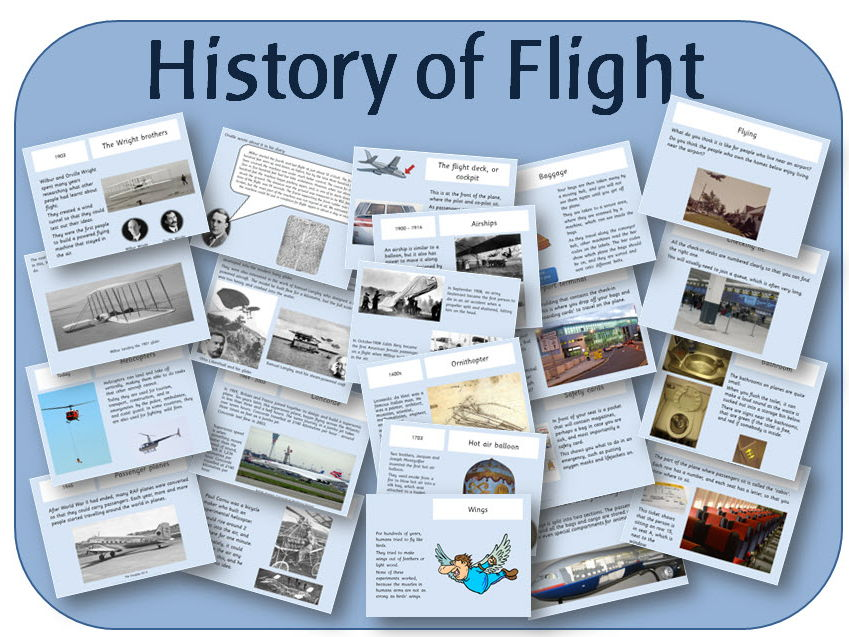 early history of flight The colonial history of new jersey started after  early statehood in 1787, new jersey became the third  the first passenger flight in american history was.