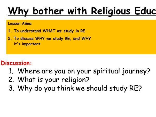 Faith, Religion and Society