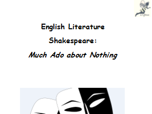 Much Ado about Nothing Revision Booklet - High Ability