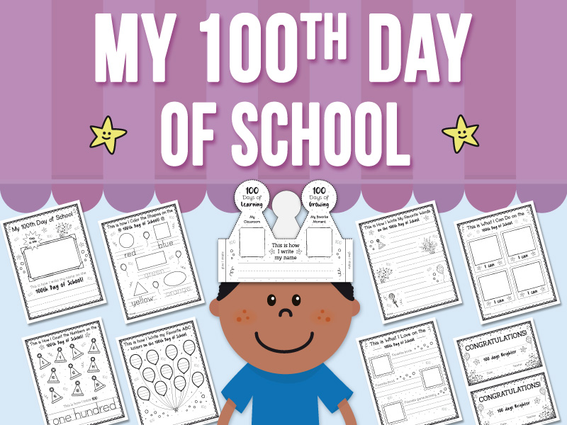 My 100th Day of School