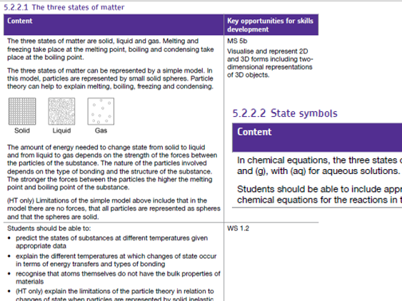 AQA 4.2.2 Bonding and structure related to it's properties