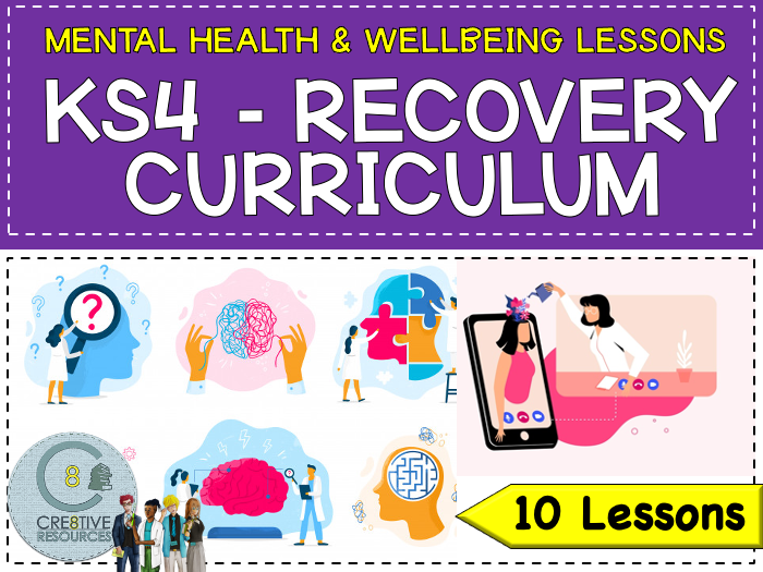 back to school - Recovery Curriculum KS4