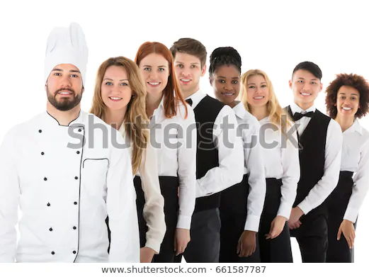 Job Roles in the Hospitality and Catering Industry AC1.1