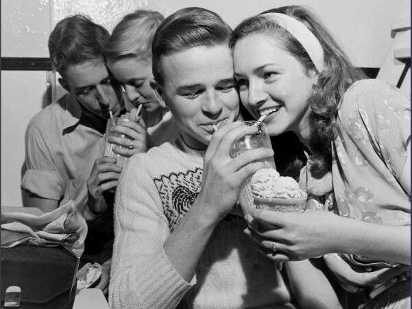 Birth of the Teenager: 1950s Generation Gap