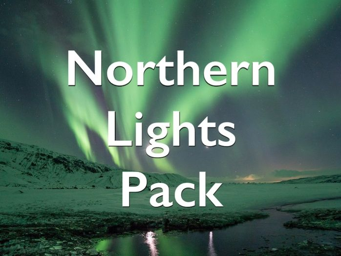 Picture Processor - Northern Lights Pack
