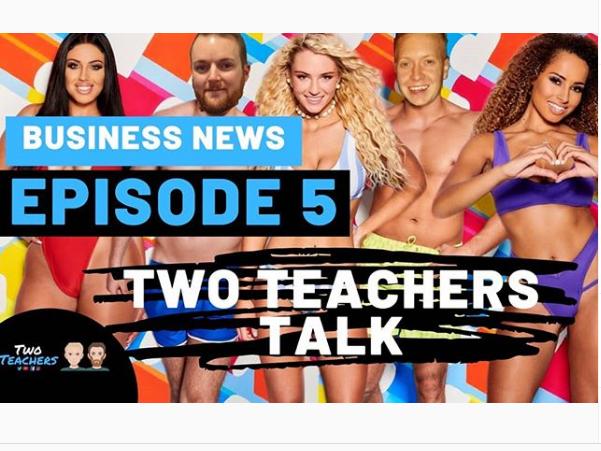 Activity Sheet | Two Teachers Talk Business News: Episode 5 (18/01/20)