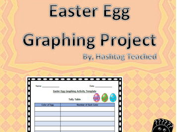 Easter Egg Hunt Graphing Project