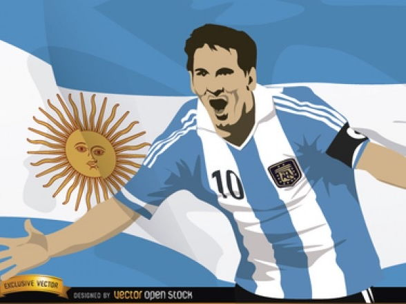 Leo Messi Biografía - Reading on the life of Lionel Messi (famous soccer player)